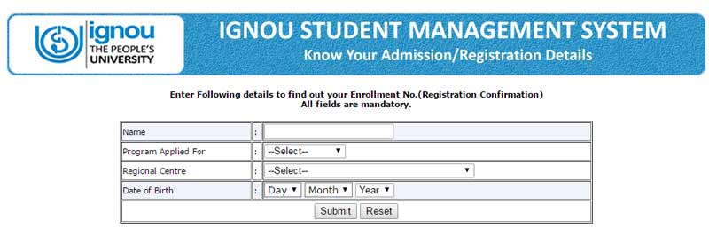 ignou-admission-status-by-name