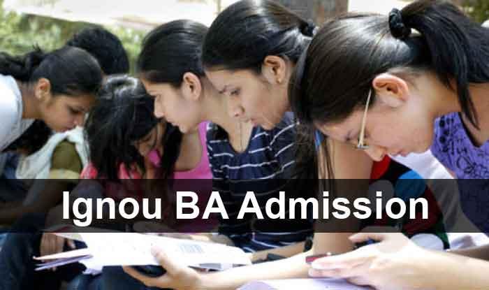 Ignou BA Admission eligibility criteria