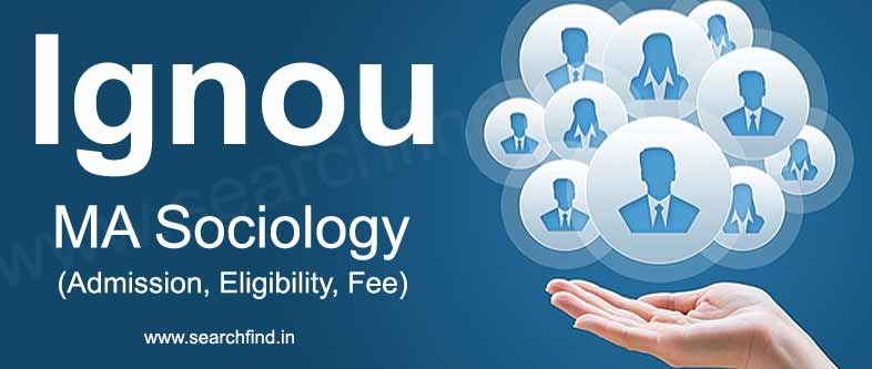 Ignou MA Sociology