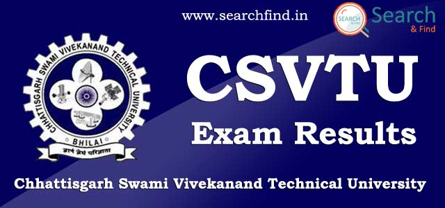 csvtu result name wise